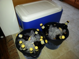 buckets o beer