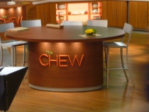 The Chew table